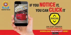 Nagpur Police launches mobile app 'RAKSHA' for citizens